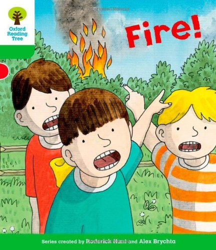 Oxford Reading Tree: Level 2: Decode and Develop: Fire!の詳細を見る