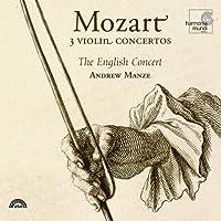 W.A.モーツァルト:ヴァイオリン協奏曲第3番ト長調K.216、第4番「軍隊」ニ長調K.218、第5番「トルコ風」イ長調K.218 [Import] (VIOLIN CONCERTOS (HYBR))