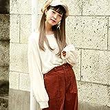 レイカズン(RAY CASSIN) 袖ボリュームニットソープルオーバー【20生成/FREE】