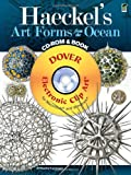 Haeckel's Art Forms from the Ocean CD-ROM and Book (Dover Electronic Clip Art)