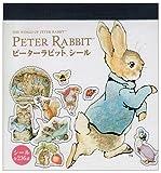 ピーターラビットシール (まるごとシールブック)