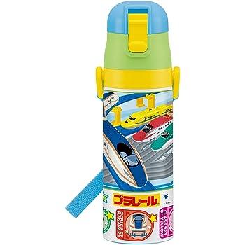 スケーター 直飲み 水筒 ステンレスボトル 470ml プラレール 16 SDC4