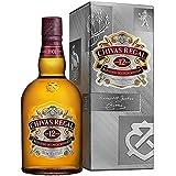 シーバスリーガル 12年 1000ml ブレンデッドスコッチウイスキー ギフト箱入り スコットランド 並行品