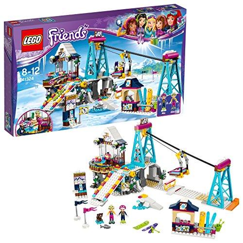 レゴ(LEGO)フレンズ ハートレイク キラキラスキーリゾー...