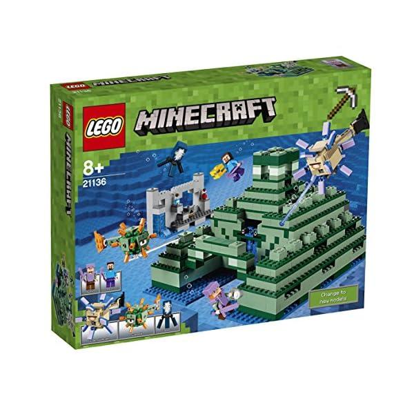 レゴ(LEGO)マインクラフト 海底遺跡 21136の紹介画像9