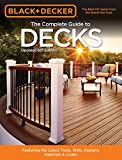 Black & Decker The Complete Guide to Decks 6th edition: Featuring the latest tools, skills, designs, materials & codes (Black & Decker Complete Guide) 画像