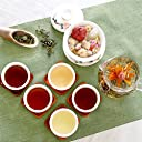 健康 お茶 お試し 売れ筋中国茶 7種お試しセット 人気 工芸茶 烏龍茶 ジャスミン茶 キーマン紅茶 八宝茶 黒烏龍茶 メール便