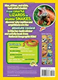 National Geographic Kids Reptiles and Amphibians Sticker Activity Book (NG Sticker Activity Books) 画像
