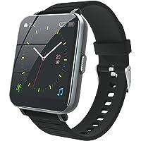 YIRSUR 2020 Smart Watch, 1.54 Inch Large Screen, Music Control, Smart Bracelet, Activity…