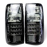 ランクル80 LEDテールランプ ランクル ランドクルーザー 80系 クリスタル スモークテール