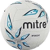 Mitre Intercept耐久性ソフトタッチアウトドア再生トレーニングクラシックネットボールサイズ5