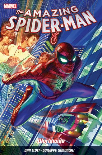 Amazing Spider-man: Worldwide Vol. 1 (Spiderman)