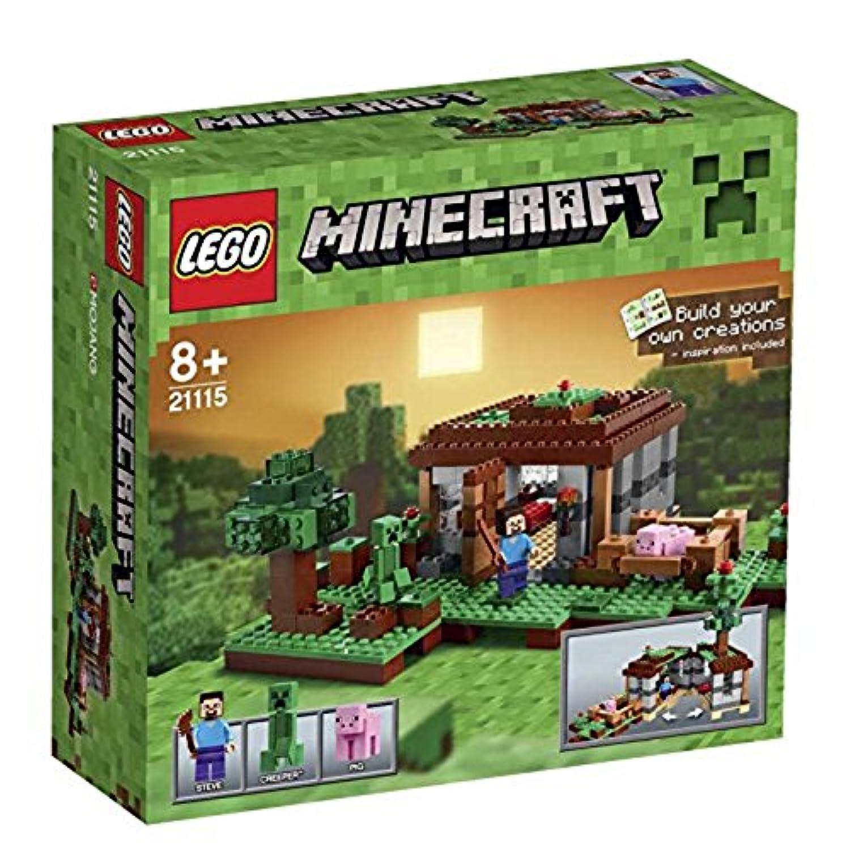 LEGO Minecraft 21115 The First Night はじめての夜