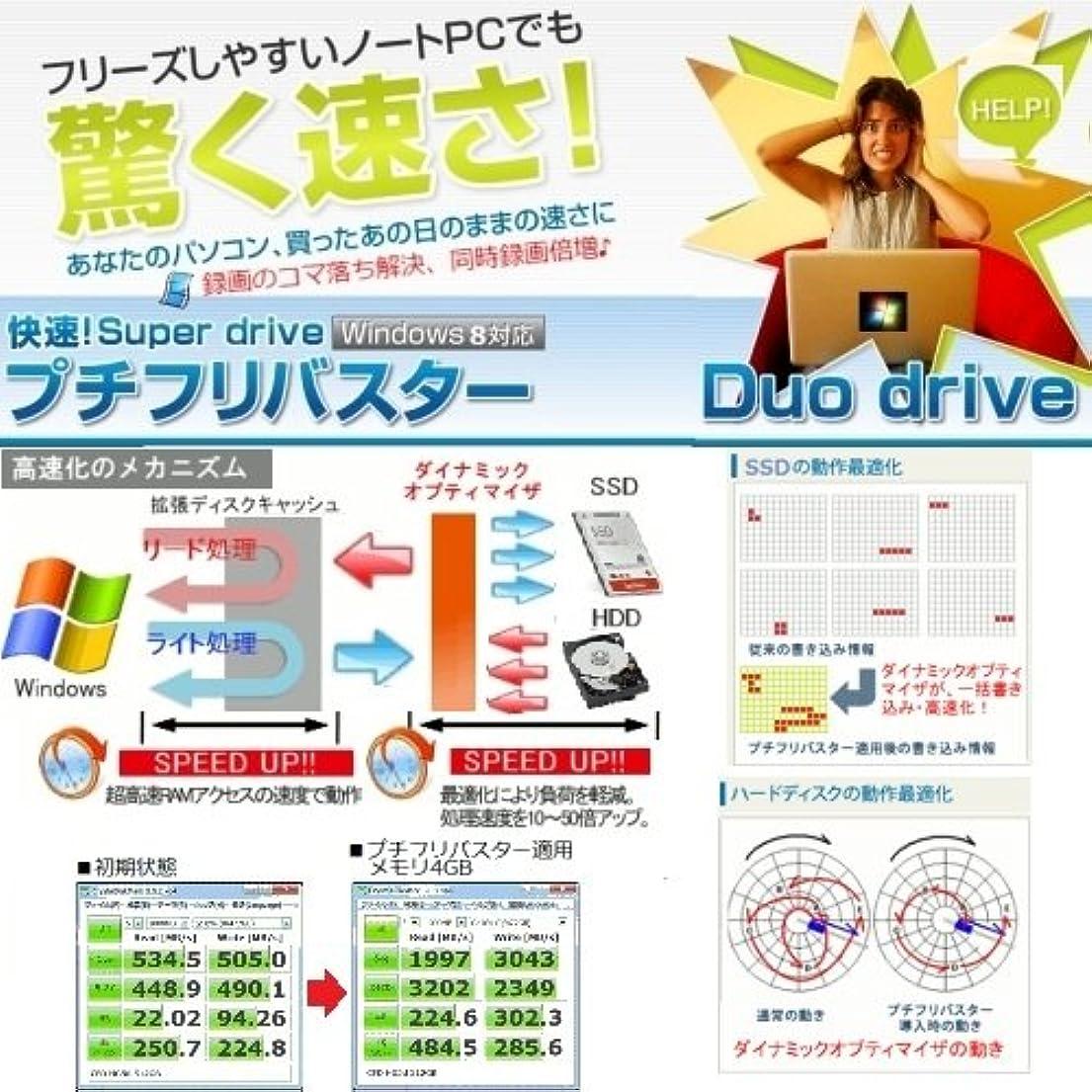 好戦的などっちでも輸送快速SuperDrive「プチフリバスター Duo drive」1ライセンス [ダウンロード]