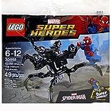 レゴ スーパー・ヒーローズ スパイダーマン vs. ヴェノム・シンビオート 30448 [並行輸入品]