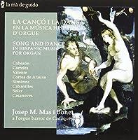 Song & Dance in Hispanic Music for Organ