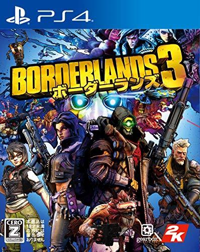 【PS4】ボーダーランズ3