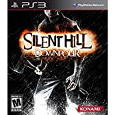 PS3 SILENT HILL : DOWNPOUR (サイレントヒル:ダウンプア) アジア版