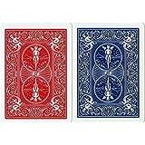 レアル自転車PK磁気カード/ gaffed魔法カード/ネオ磁気カードのペア - Pair of Real Bicycle PK MAGNETIC CARDS / gaffed magic cards / Neo magnetic Cards