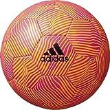 adidas(アディダス) サッカーボール エックス グライダー AF5612POR ショックピンク×ソーラーゴールド 5号