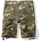 Men's Classic Relaxed Fit Cargo Short
