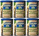 マウナロア  オニオンガーリック マカダミアナッツ4.5oz(127g)   [並行輸入品] (【6缶】)