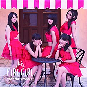 FIRE GIRL [TYPE-B]