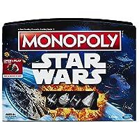 日本インポートMonopoly Game : Star Wars Edition