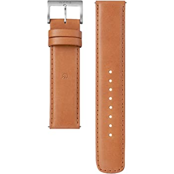 [wena project] wena wrist leather 20mm Tawny Brown WC-20E0N/T