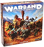 Warband Against the Darkness Board Game [並行輸入品]