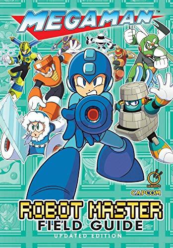 [画像:Mega Man - Robot Master Field Guide]