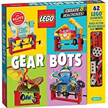 Klutz: Lego Gear Bots: Create 8 Machines