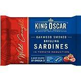 King Oscar Sardine Brisling in Tomato, 100g
