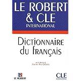 Dictionnaire Le Robert & Cle International