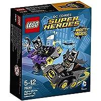 レゴ (LEGO) スーパー?ヒーローズ マイティマイクロ:バットマン vs キャットウーマン 76061