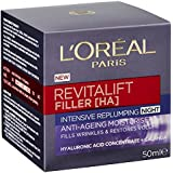 L'OREAL PARIS L'Oréal Paris Revivalist Filler [HA] Night Moisturizer, 50 Gram