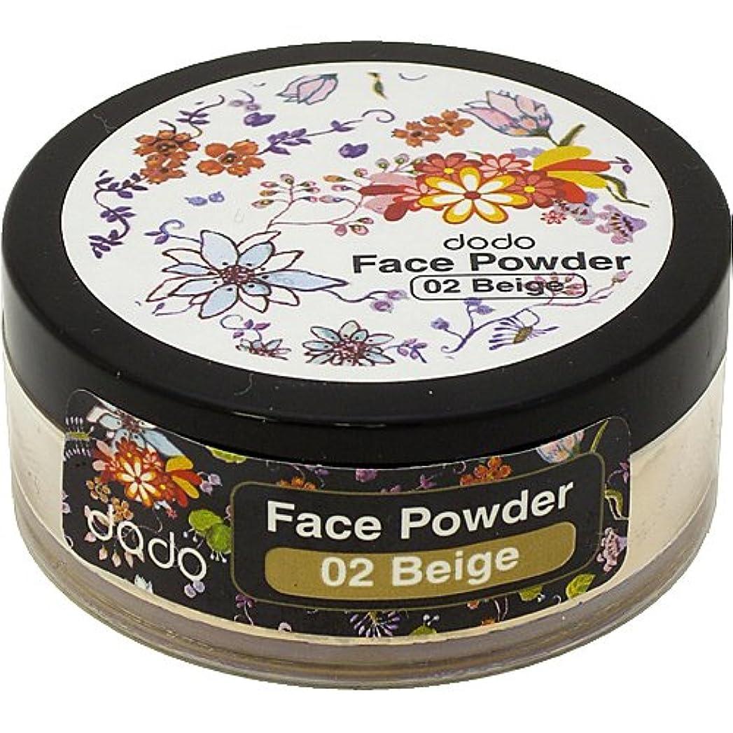 高度な豆感動するドド フェイスパウダー02