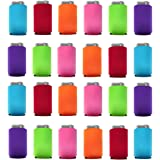 Can Cooler Sleeves Blank Poly Foam Multicolor