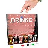 飲酒ゲーム, 落下爆弾バケツワインゲームワインラックヨーロッパと米国 あるバーのおもちゃ飲酒ゲームの小道具は、雰囲気を高めます