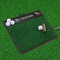 ファンマットNotre Dame Fighting Irish NCAA Golf Hitting Mat ( 20in L x 17でW )