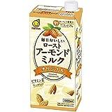 マルサン 毎日おいしいローストアーモンドミルク オリジナル 1000ml ×6本 紙パック