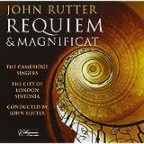 Requiem & Magnificat/Rutter, Cambridge Singers