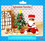 Sylvanian Families   クリスマスツリーセット サンタ人形付き