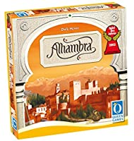 Alhambraボードゲームby Queen Games