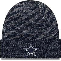 ニューエラ (New Era) NFL サイドライン 2018 ニット ビーニー帽 - ダラス?カウボーイズ (Dallas Cowboys)