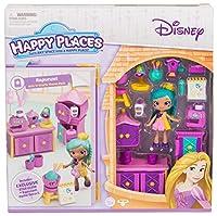 Happy Places Disney S2 Theme Pack-Rapunzel 1 Collectible, Purple, 3.9cm x 7.2cm x 3.9cm