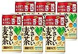 サントリー GREEN DA・KA・RAやさしい麦茶 濃縮タイプ ノンカフェイン 180g×6本