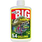 BUBBLE THING Big Bubble Mix | Best Bubble Solution for All Giant Bubble Wands, Makers, Toys | Makes 5.4 Gallons | Huge Fun, E