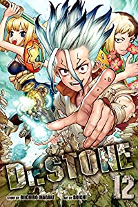 Dr. STONE, Vol. 12: The Secret Of Petrification (English Edition)