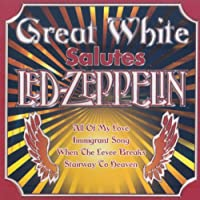 Great White salutes Led Zeppelin
